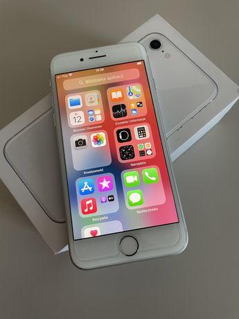 Iphone 8 silver 64GB telefon Apple