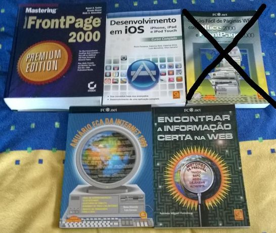 Livros técnicos informática