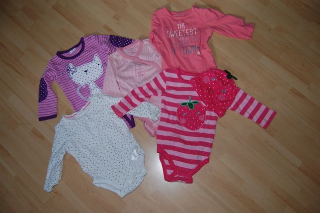 Ubranka dziecięce 62-68
