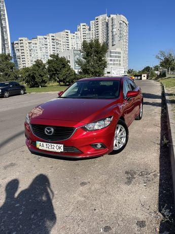 Mazda 6 ACTIVE (2л) (2016г)