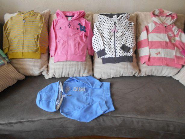 Bluza bluzy Coccodrillo Cool Club zestaw 104