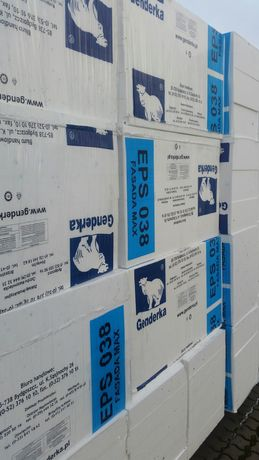 Styropian EPS 038 Kosbud Kaparol tynki silikon akryl mozaika elewacje