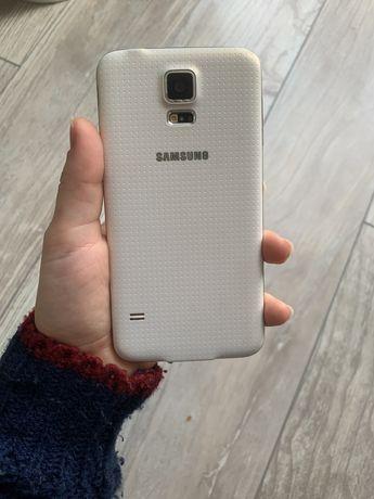 Samsung galaxy S5 SM G900F uszkodzony