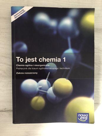 To jest chemia. Podręcznik. Zakres rozszerzony.