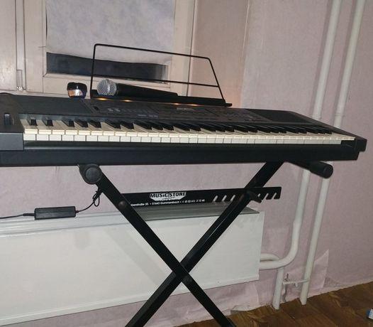Продам синтезатор Technics KN-700 (Japan) , привезен из Германии