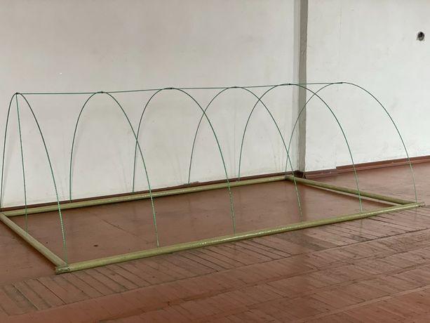 Арматура композитная стеклопластиковая. Сетка композитная. Опоры Колья
