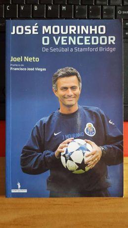 Livros Livro José Mourinho (Joel Neto)