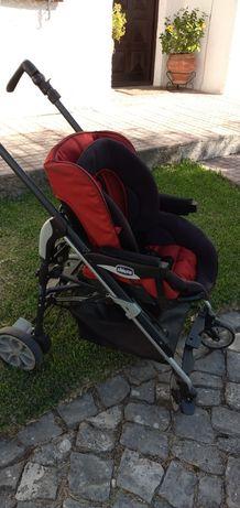 Carrinho passeio criança chicco
