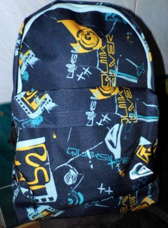 Plecak Quicksilver 18L szkolno-sportowy nowy chłopięcy