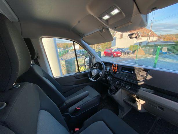 Wynajem LWETA / Auto laweta Śląsk / Nowy Volkswagen Crafter / Wynajem
