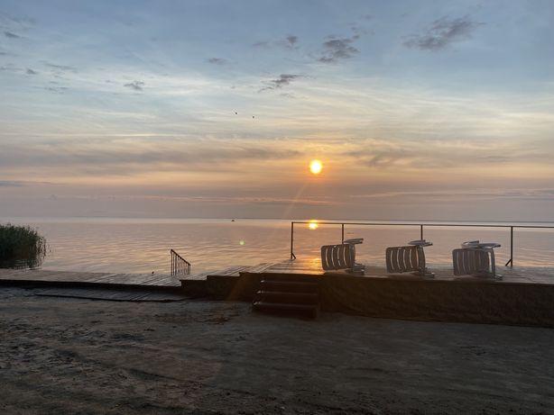 Отдых Киевское море, база, аренда беседки, теплые домики, грибы,шашлык
