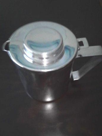 cafeteira em inox