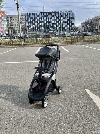 Детская прогулочная коляска BABYSING K-GO BLACK