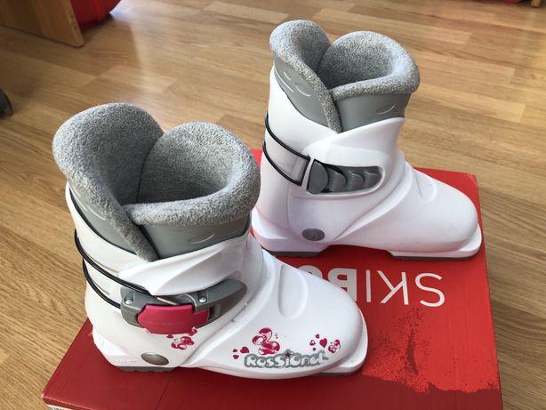 Buty narciarskie 18,5 Rossignol