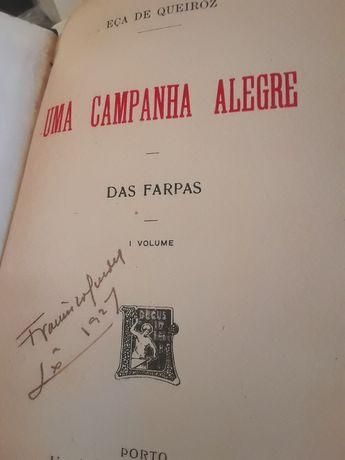 Uma Campanha  Alegre Eça de Queiroz 1927