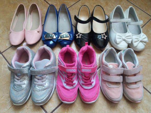 Обувь, взуття, туфлі, кросівки, красовки, босоножки, р. 31-34 (стелька