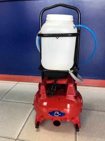 Turbina Rigo com depósito 6 litros