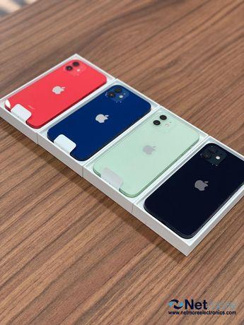 iPhone 12 64GB Novo, Selado e Garantia (a pronto ou em prestações)