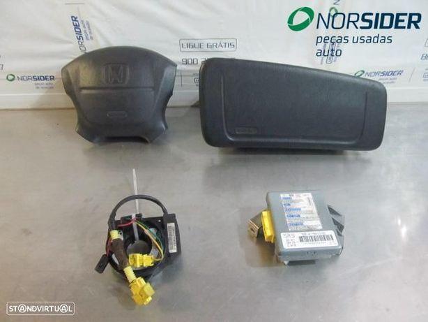 Conjunto de airbags Honda Civic Aero Deck|98-01