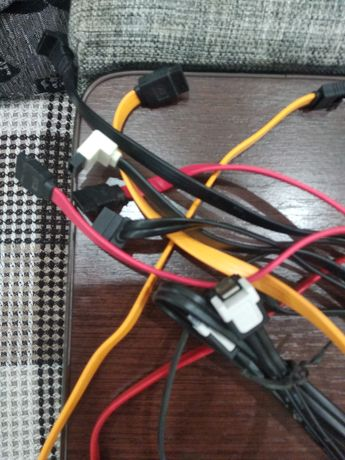 Sata кабеля для DVD, HDD, SSD дисков