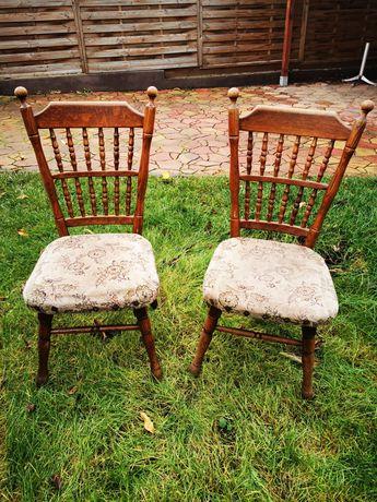 Krzesła patyczaki dwie sztuki