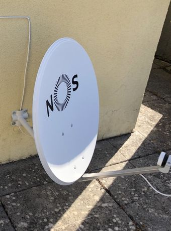 Antena Parabolica completa