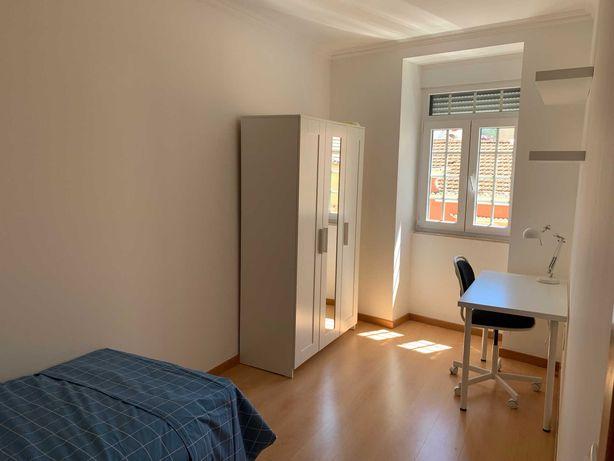 alojamento para estudantes (quartos individuais e duplos)