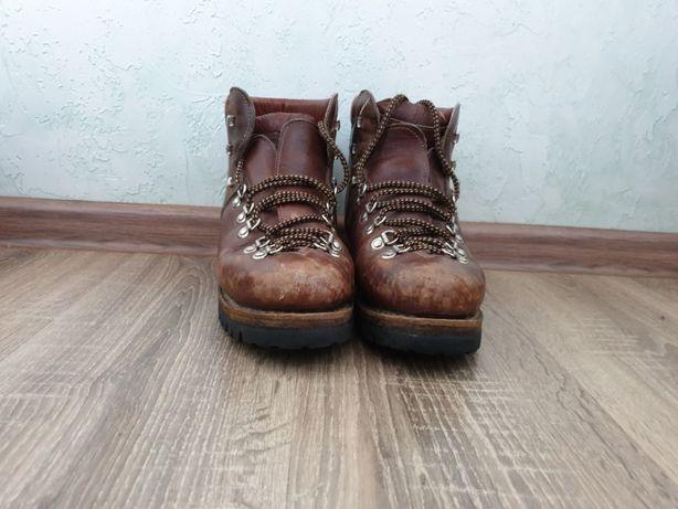 Ботинки горные альпинистские трекинговые Scarpa Asolo (TV) кожаные