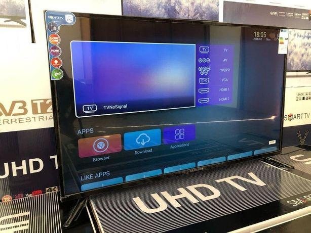 Телевизор Samsung 50 дюйма   SmartTV/Wifi/T2   Гарантия 2 года Самсунг