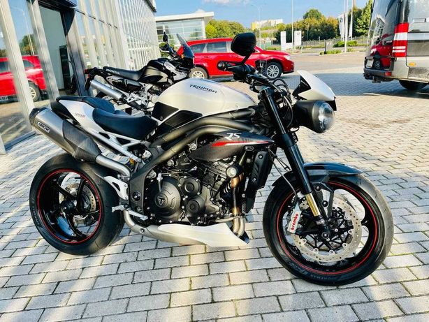 Triumph Speed Triple RS 1050 - 2019