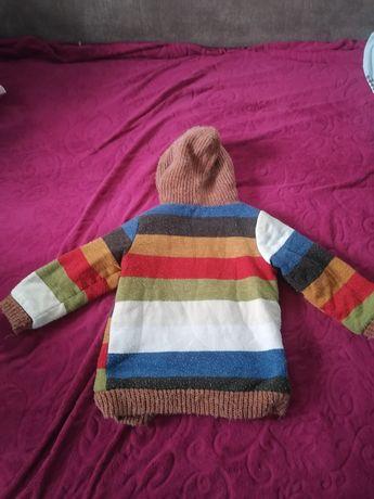 Продам дитячу теплу кофту