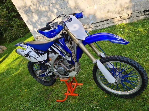 YAMAHA YZ 250F 4T 2008 r
