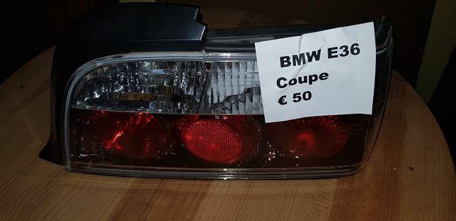 Par de Farolins BMW E36 Coupe