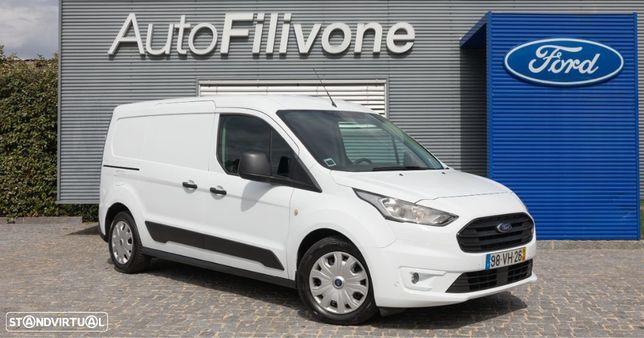 Ford Connect Van 3Lug Trend 120cv Longa