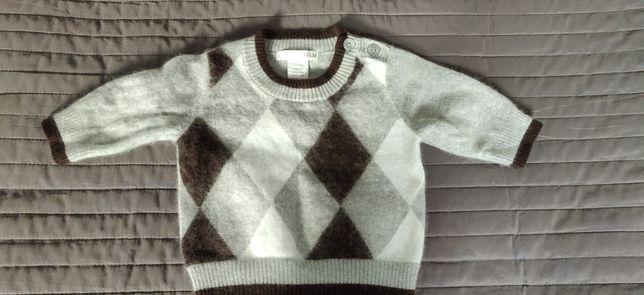 Sweterek niemowlęcy H&M