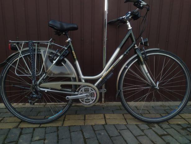 Rower Koga Miyata 28 damka aluminiowa Holender deore