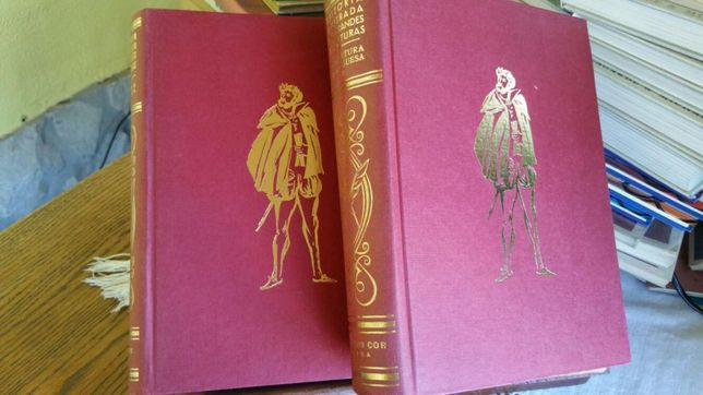 História Ilustrada das grandes literaturas