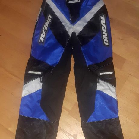 Spodnie na crossa oneal size 30 nowe
