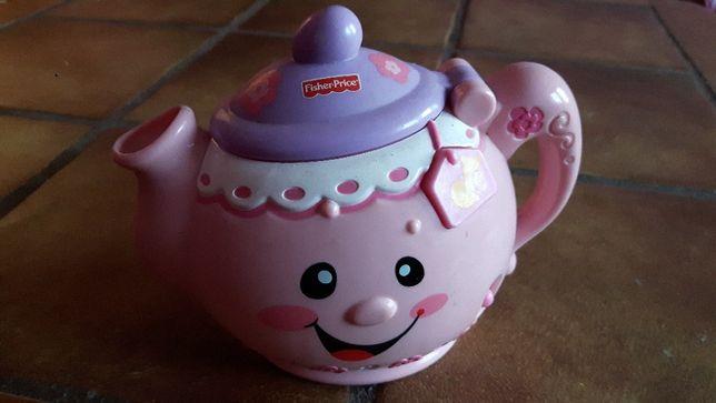 Fisher Price zabawka edukacyjna uczy po angielsku slowek