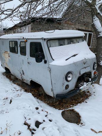 продам УАЗ 3909 ЗНГ
