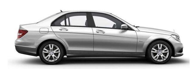 Jantes 17 Originais Mercedes C W204