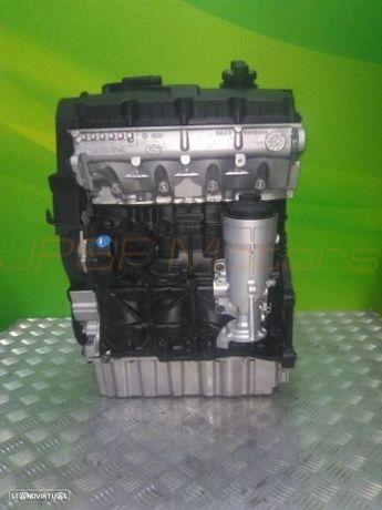 Motor Recondicionado Seat Leon 1.9 Tdi De 2008 Ref BXE
