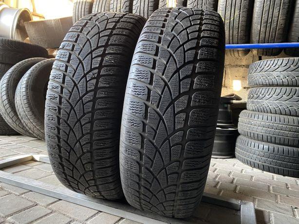 зима 235\65\R17 6.2мм Dunlop SP Winter Sport 3D 2шт шины шини