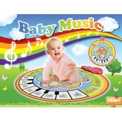 Детский музыкальный коврик Potex Baby Music