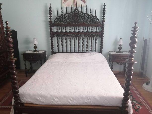 Mobília de quarto completa estilo bilros