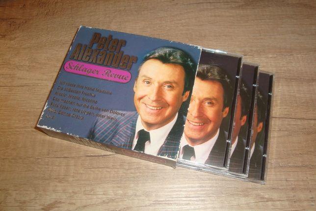 Peter Alexander - Schlager Revue (Box 3CD)