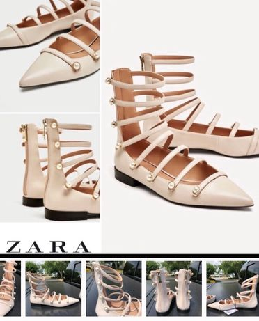Фірмові балетки/ballerina Zara