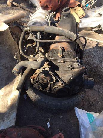 Двигатель инжекторный ваз 2107