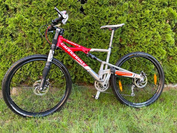 rower górski Cannondale PROPHET SL handmade USA