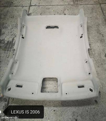 FORRO TEJADILHO LEXUS IS220 IS250 2006